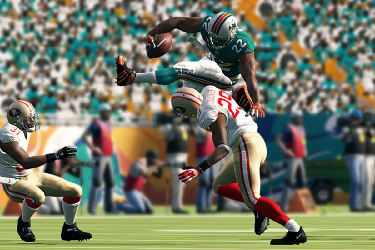 EA Sports football monopoly lawsuit