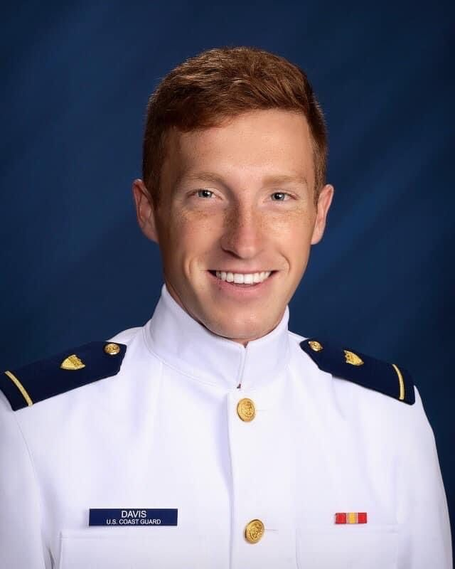 Josiah Davis in uniform.