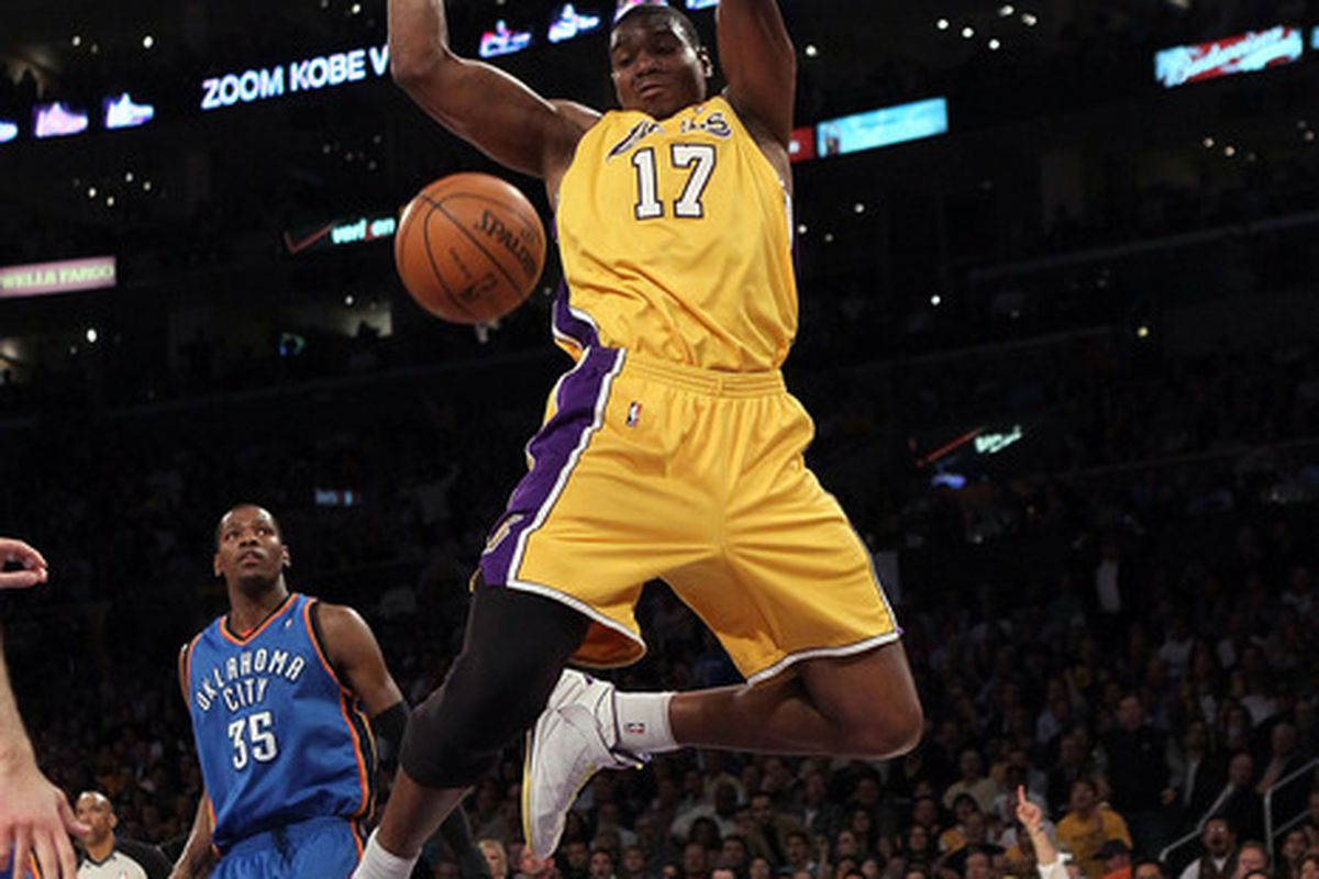 Welcome to the East Mr. Bynum!