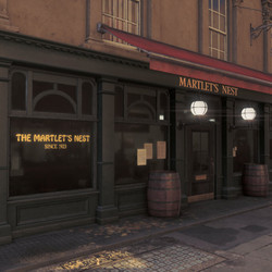 The Martlet's Nest (Southwark) drink location