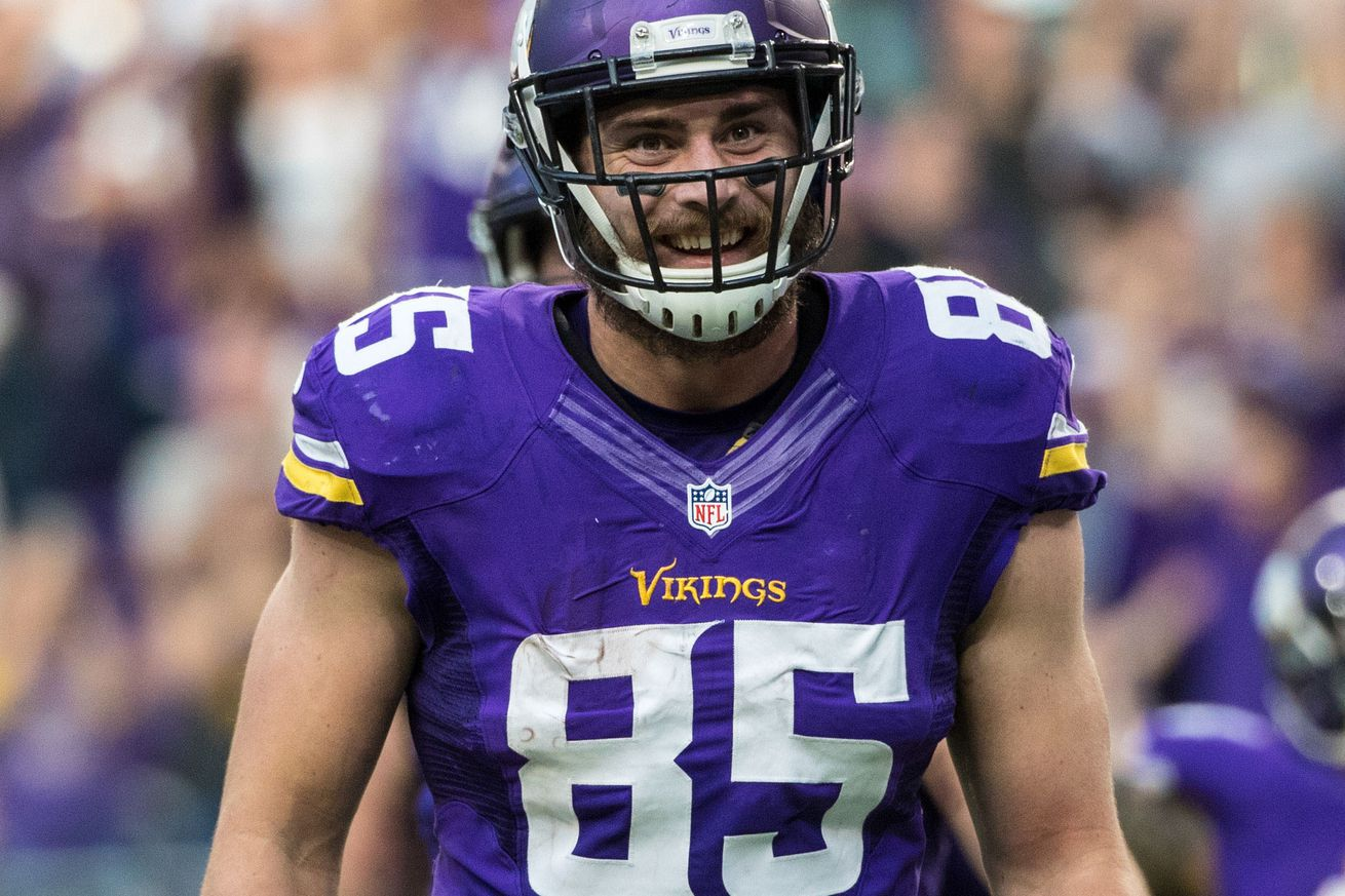 Minnesota Vikings By The Numbers: #85