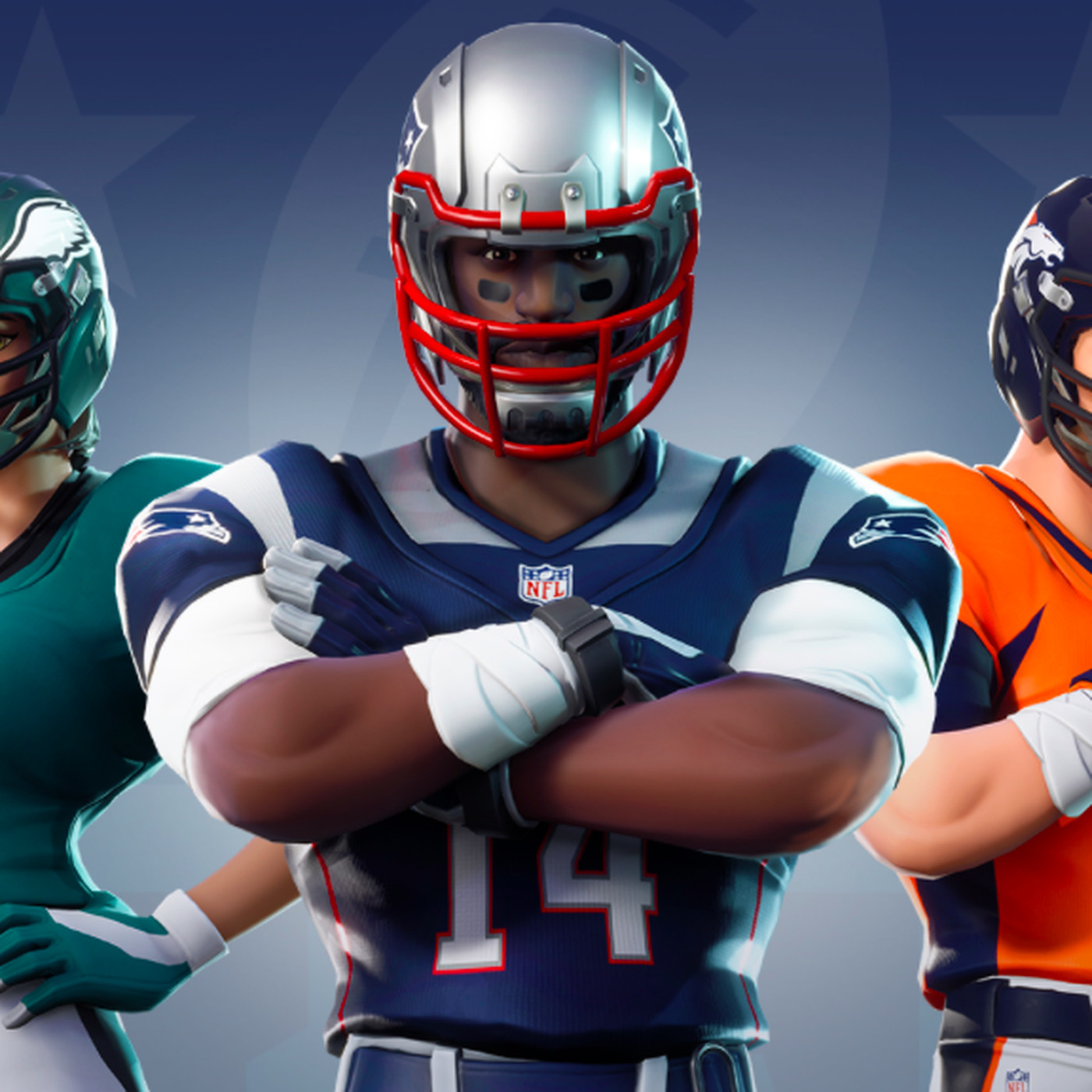 Fortnite will start selling NFL skins this week - The Verge