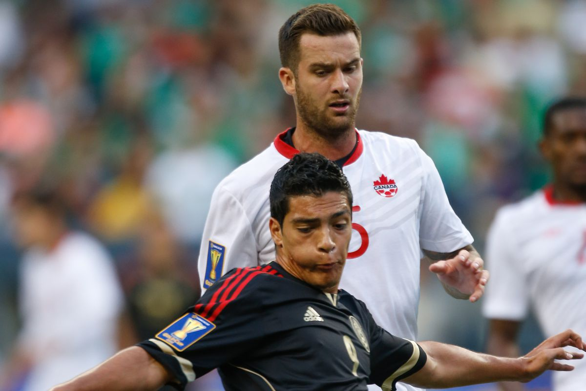 Despite a better performance from the Canadian Men's National team Canada still fell 2-0 to Mexico