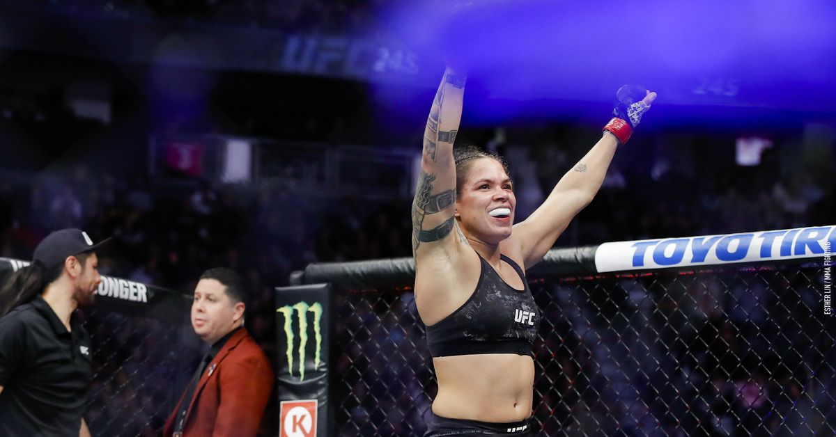 Amanda Nunes tests positive for COVID-19, fight with Julianna Pena at UFC 265 cancelled