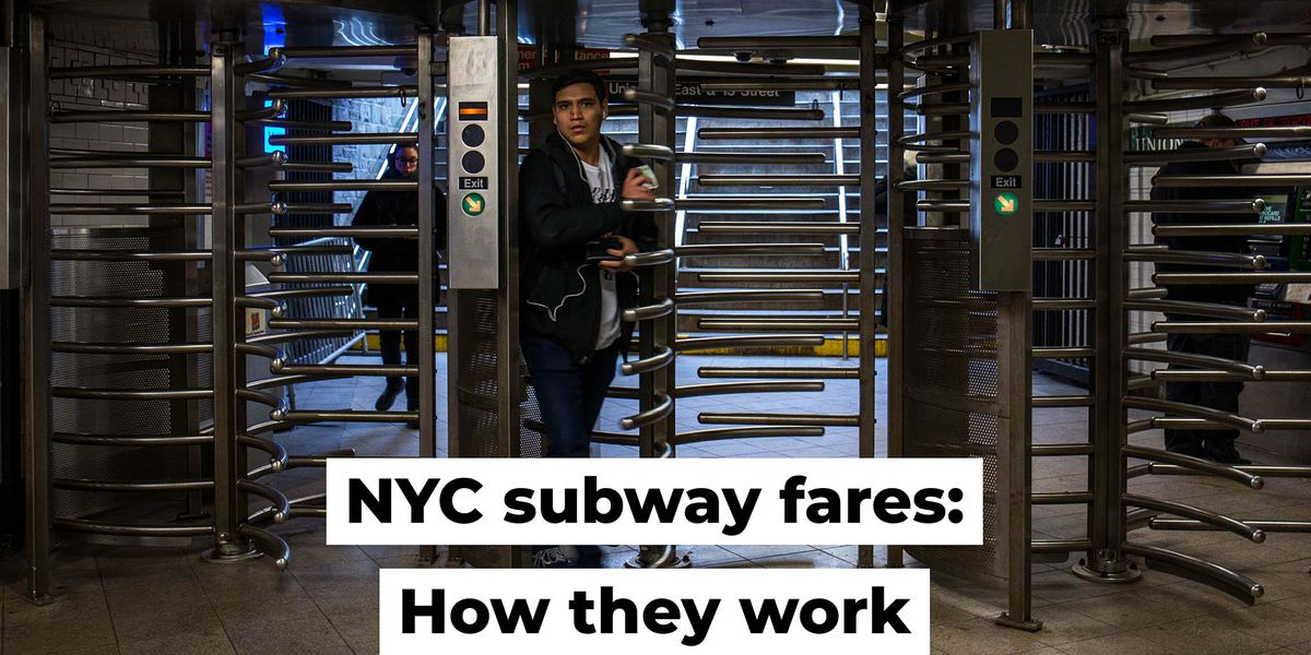 NYC subway fares: How they work
