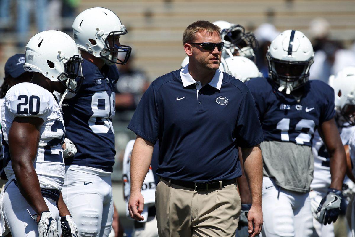 NCAA Football: Penn State Spring Game