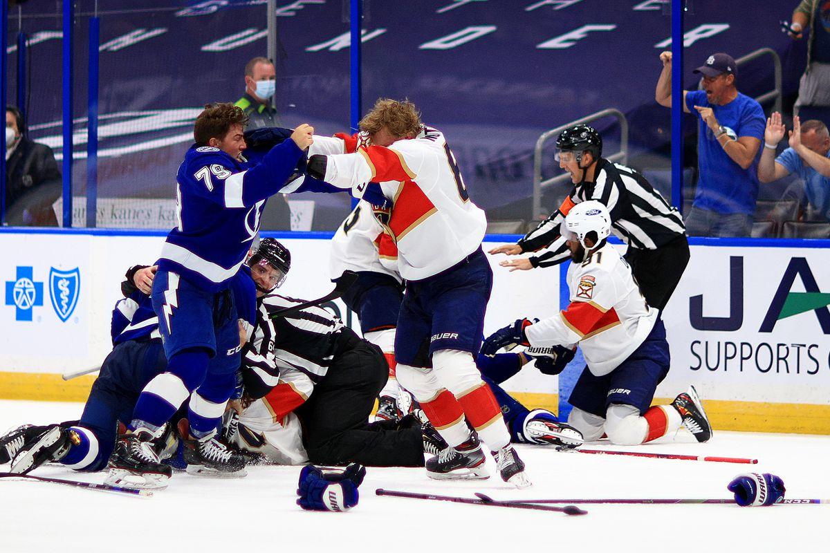 Florida Panthers v Tampa Bay Lightning - Game Four