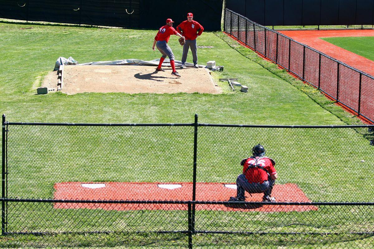 St. John's v Rutgers
