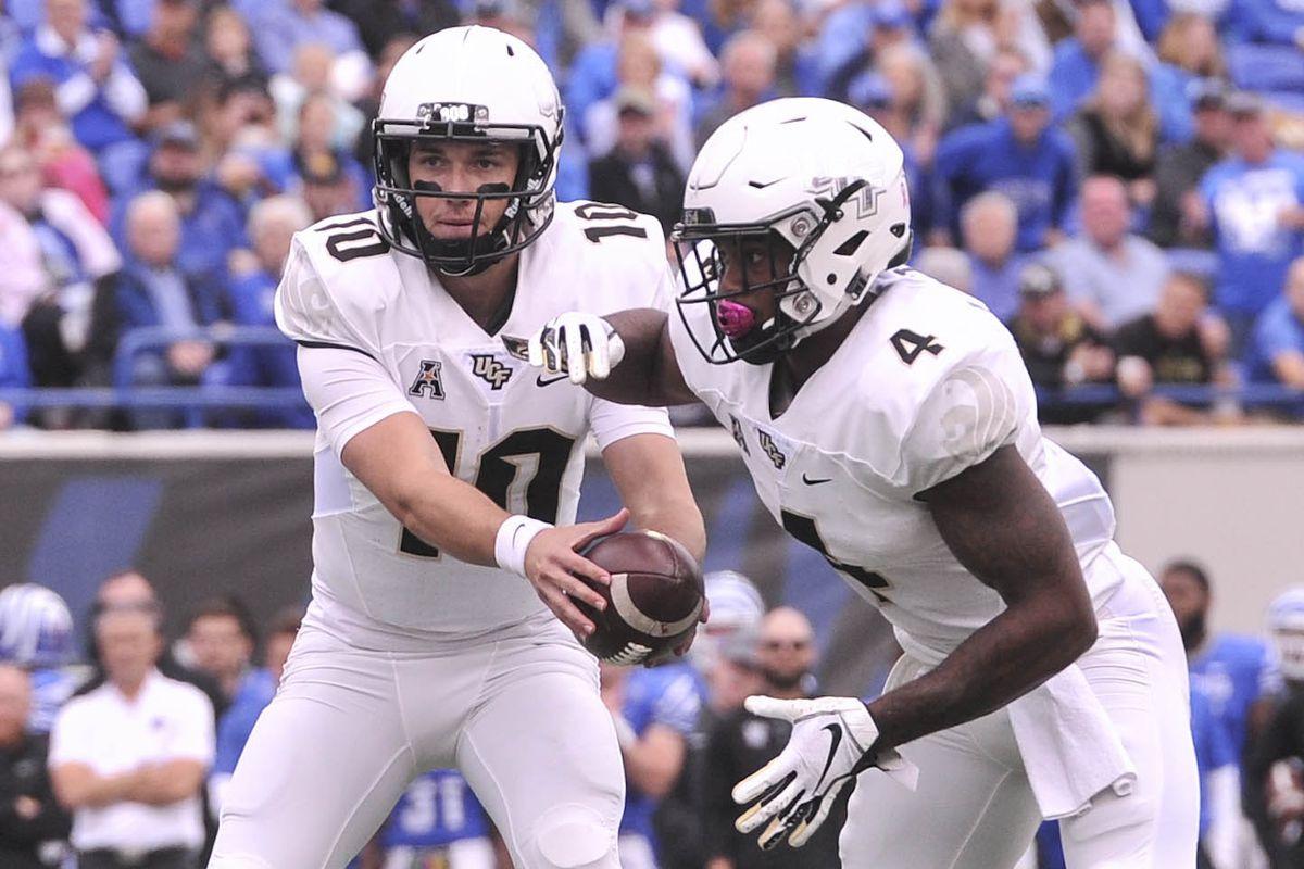 NCAA Football: Central Florida at Memphis