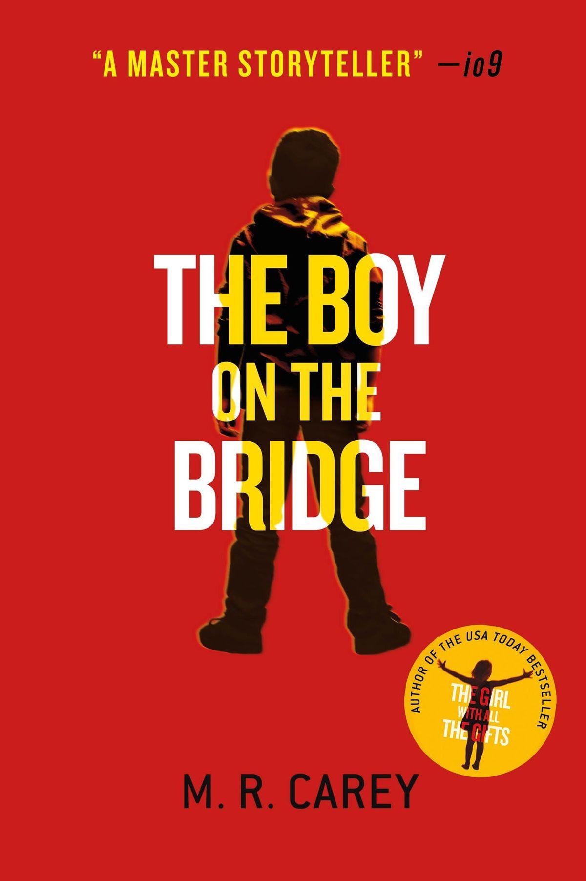 Výsledek obrázku pro The Boy on the Bridge