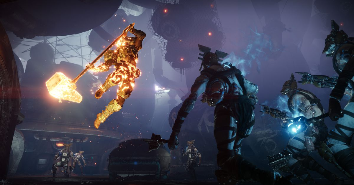 Destiny 2: Forsaken review: Destiny is finally where it's