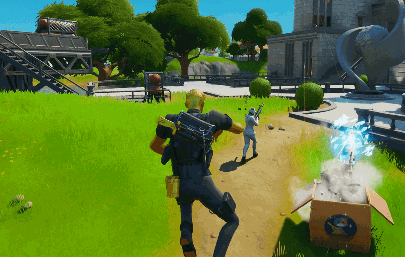 Fortnite Delays Its Big End Of Season Event By One Week The Verge Live events in battle royale are huge events that only happen once, and usually bring huge changes to the map with them. fortnite delays its big end of season
