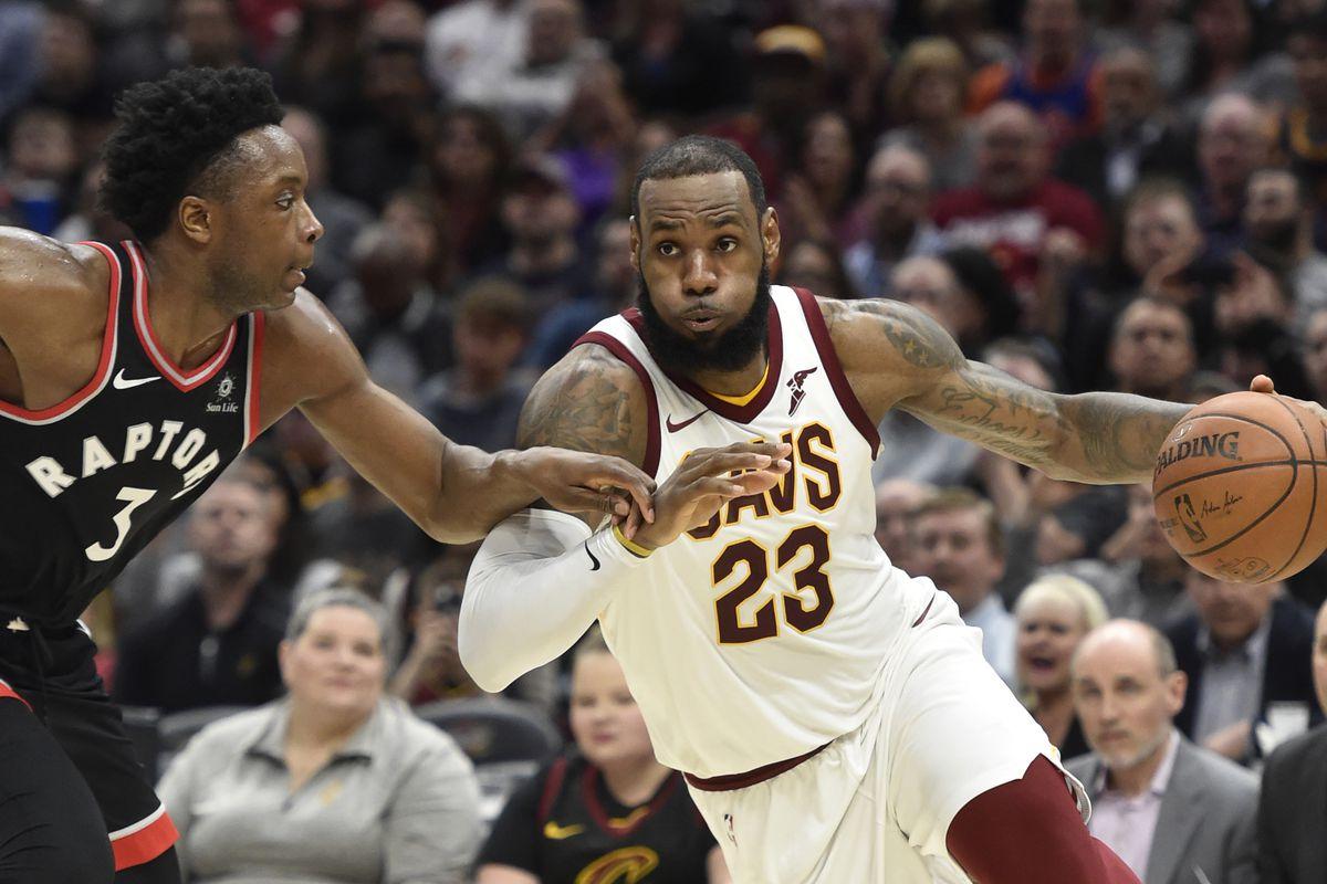 NBA Playoffs 2018  Raptors vs. Cavaliers Game 3 Preview - Raptors HQ dc0817108