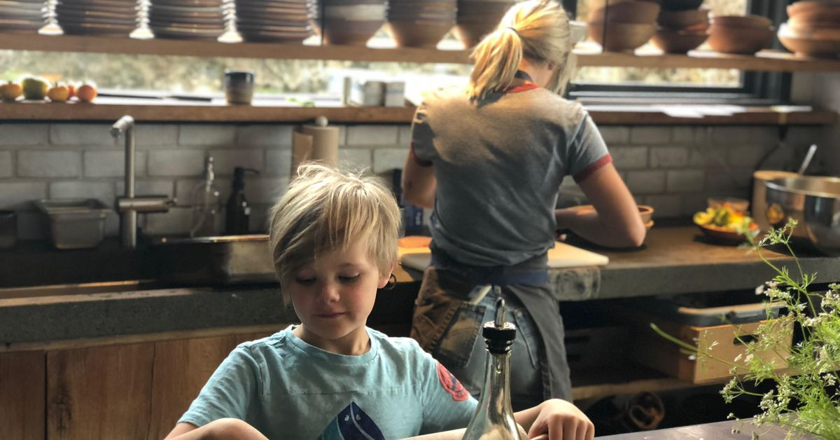 As Bay Area Chefs Fight to Save Their Restaurants, Many Are Also Adjusting to Life at Home With Their Kids