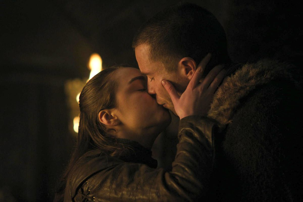 Arya's sex scene & how Game of Thrones gets female sexuality wrong