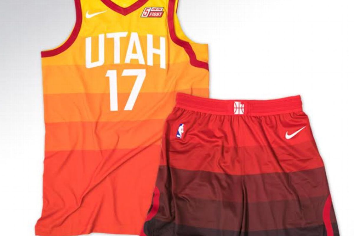 new arrivals 46c59 e17cc A Christmas Miracle: Utah Jazz release Nike City Uniforms ...
