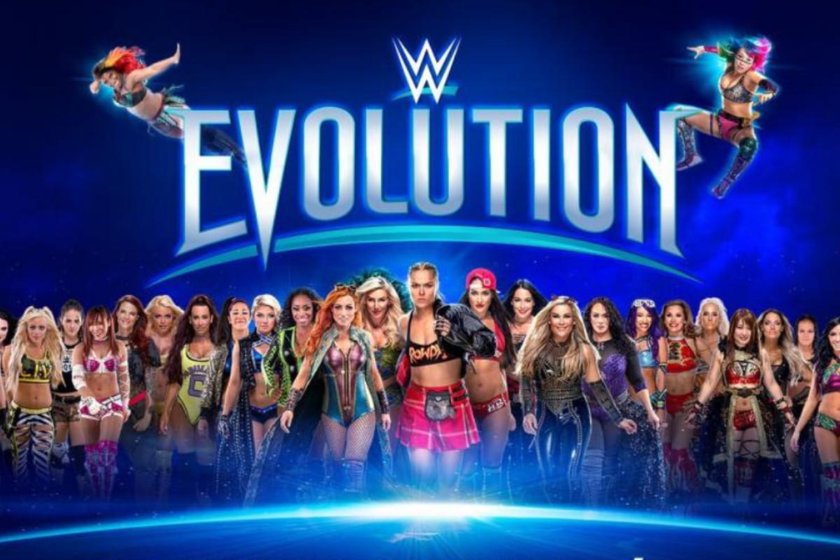 Wwe Evolution Live Stream