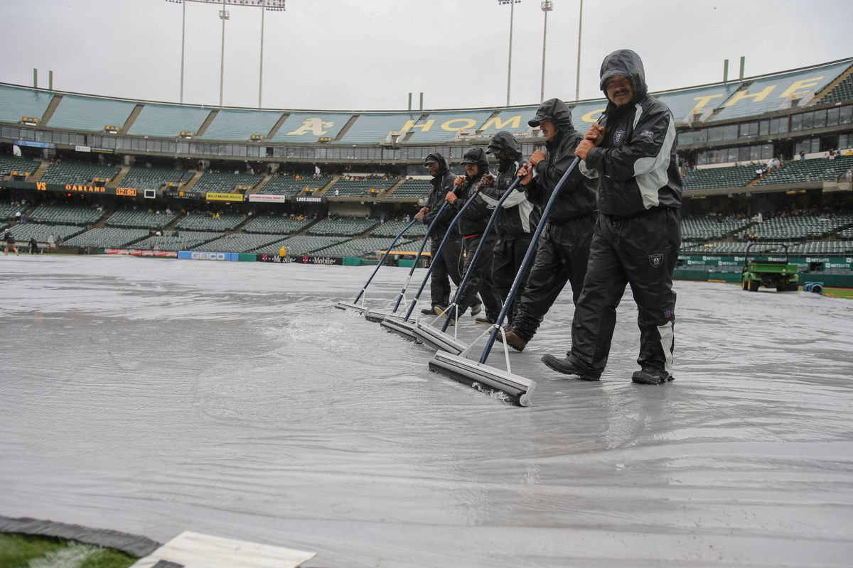 Tonight's Game Rained Out, Doubleheader Scheduled for ...