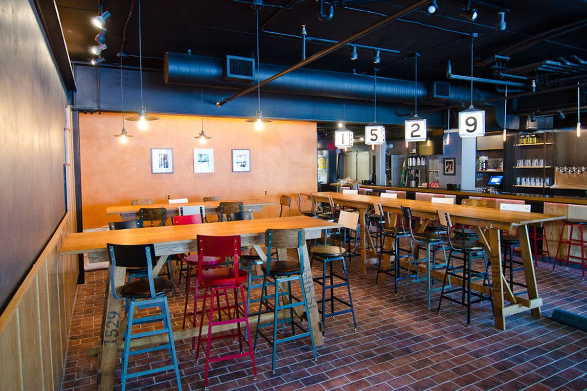 Inside Drafting Table Angling To Hit 14th St Next Week Eater Dc