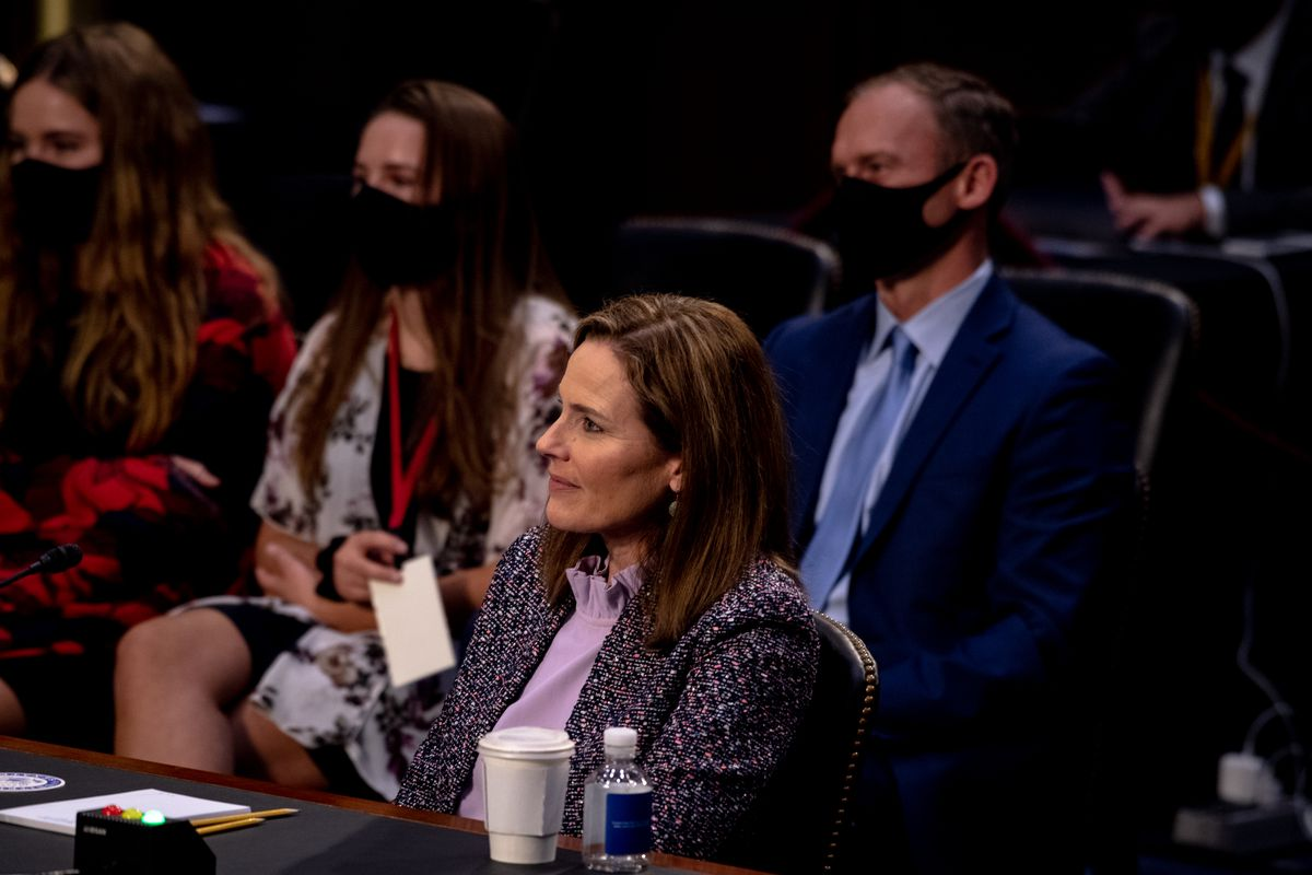 Amy Coney Barrett's hearing: 5 key highlights from day 3 - Vox