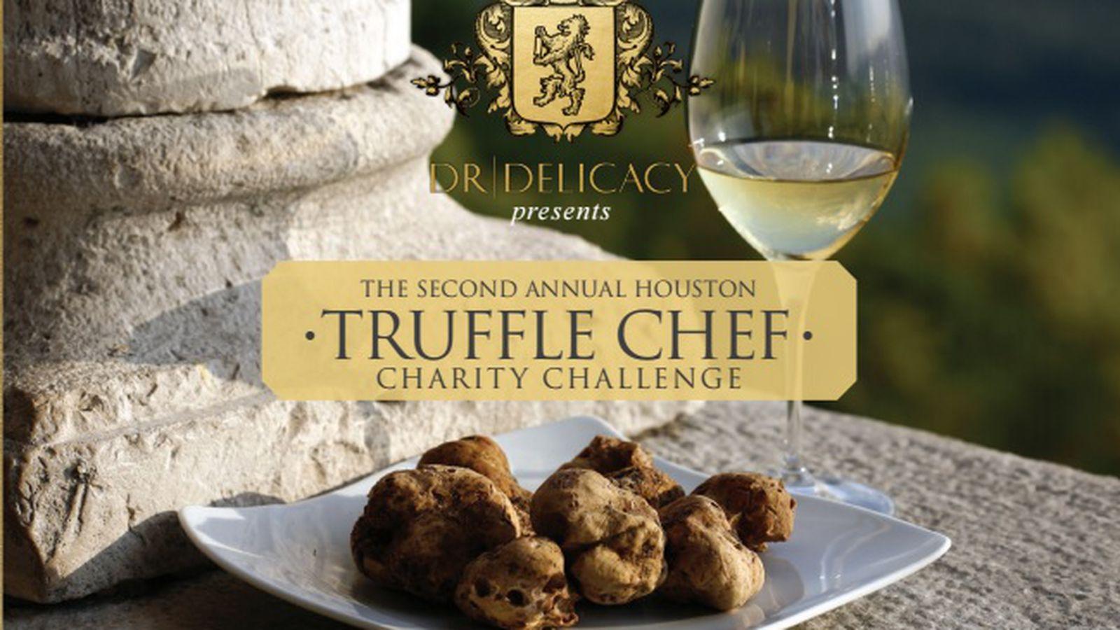 Top houston chefs compete in exclusive truffle charity for Arturo boada cuisine menu
