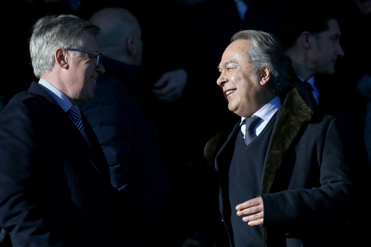 Moshiri: Ancelotti has the pedigree for 'very, very difficult job' - Royal  Blue Mersey
