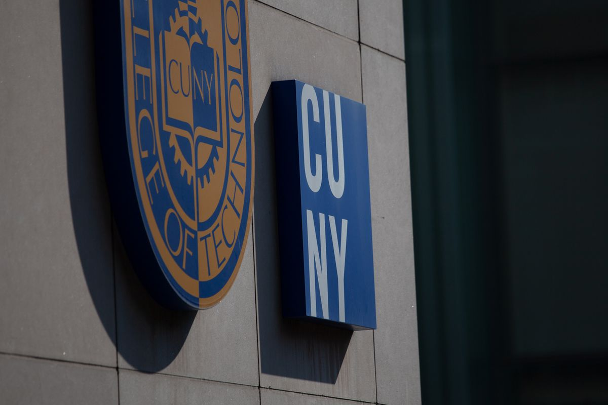 City Tech in Downtown Brooklyn, Aug. 25, 2020.