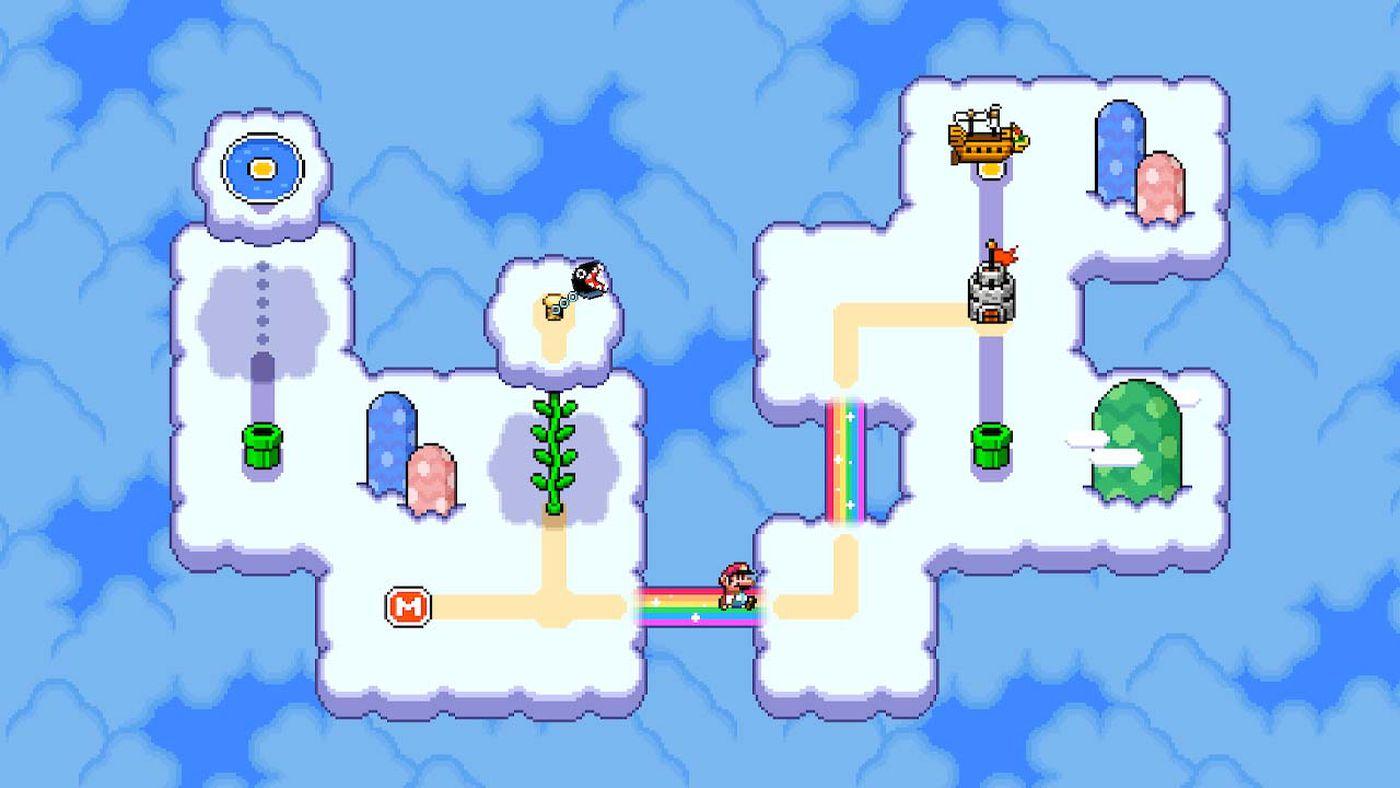 Super Mario Maker 2 Update Adds New Super Mario Bros 2 Stuff World Maker Mode New Enemies Polygon
