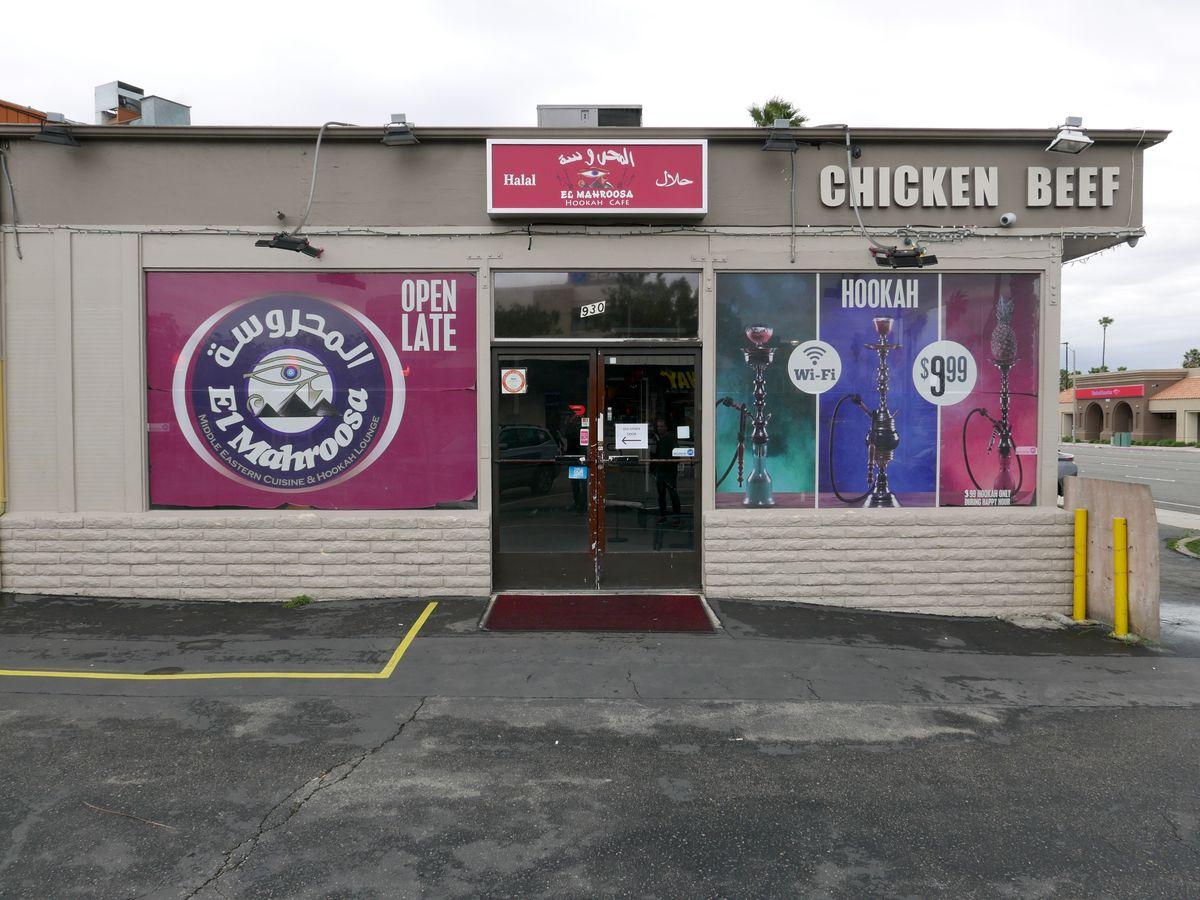 Egyptian Restaurant Anaheim