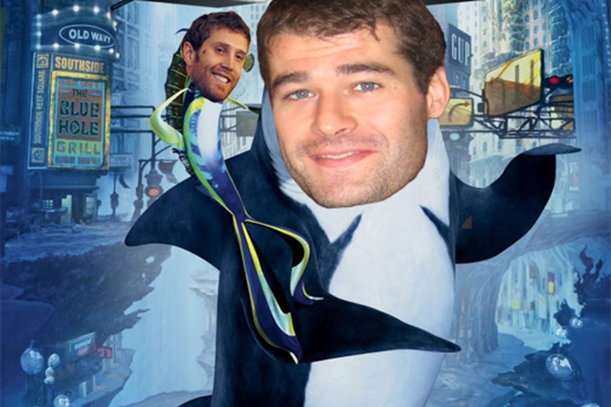 Joe Thornton and Patrick Marleau in the remake. Not confirmed yet.