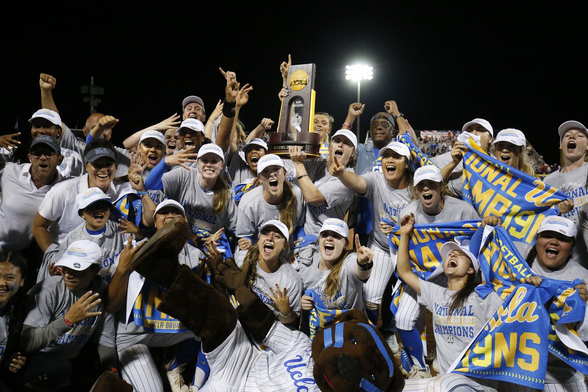 UCLA Athletics: Bruins Women's Teams Carried 2018-19