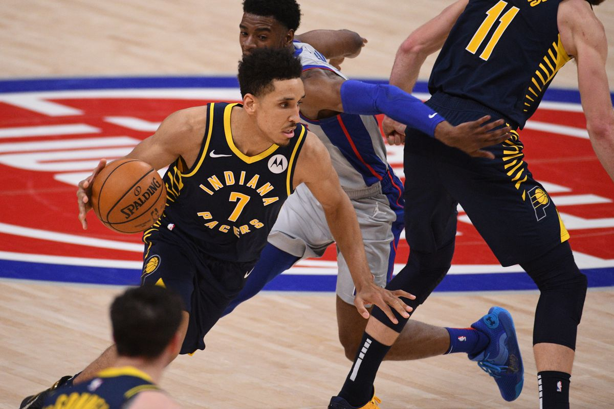 NBA: Indiana Pacers at Detroit Pistons