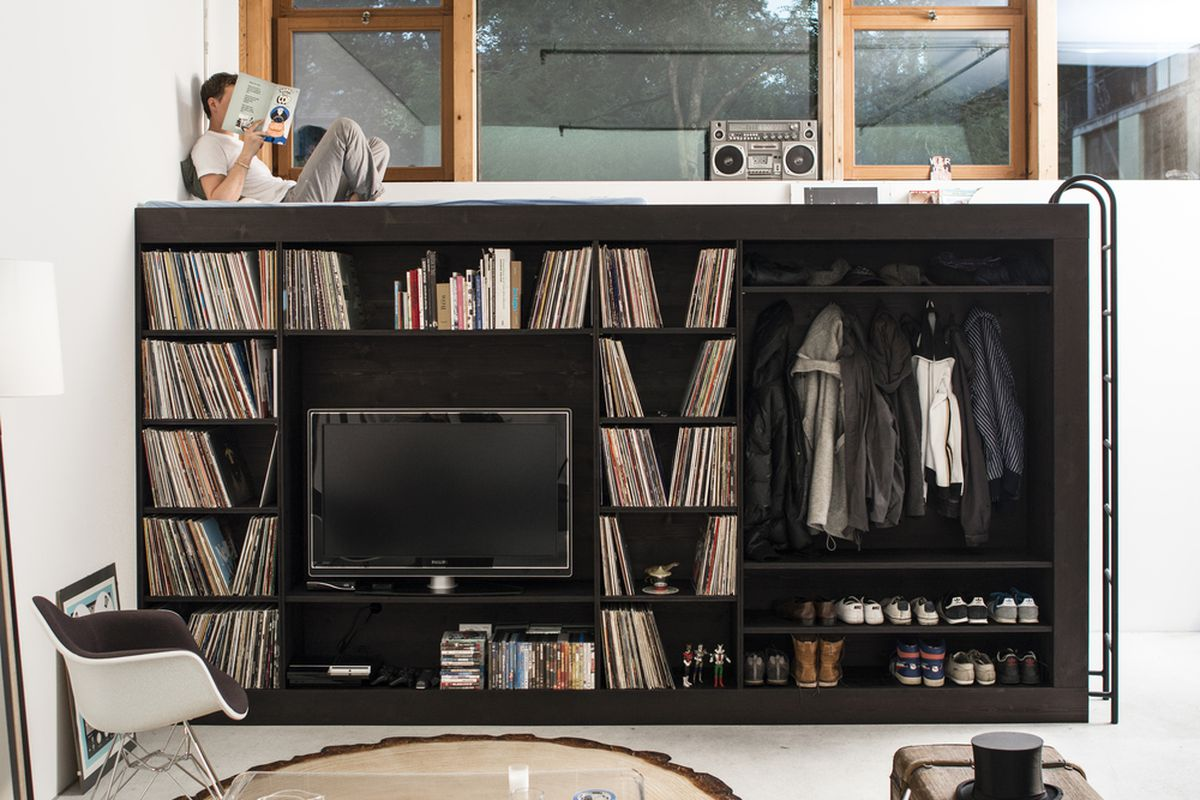 7 \'apartment-in-a-box\' designs for tiny spaces - Curbed