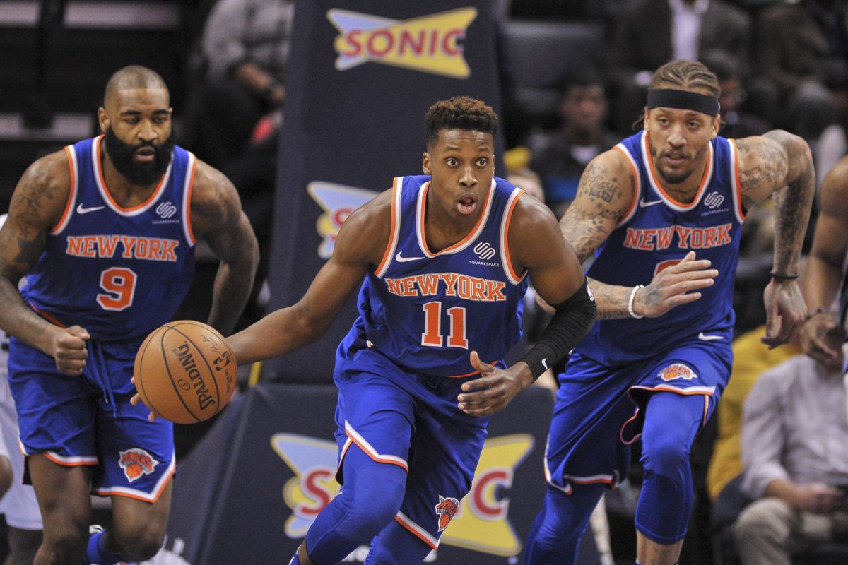 New York Knicks Preview (24-40)