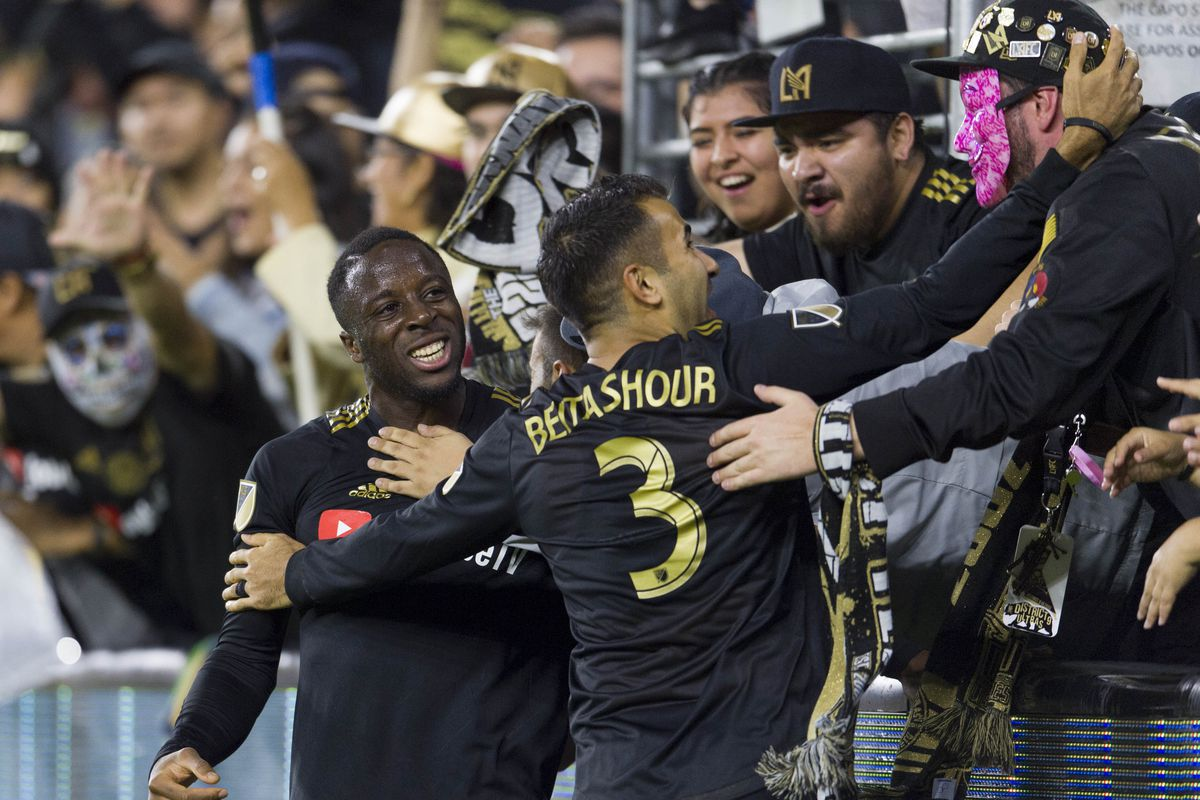 36be5ee77b8 LAFC 2019 MLS regular season schedule unveiled - Angels on Parade