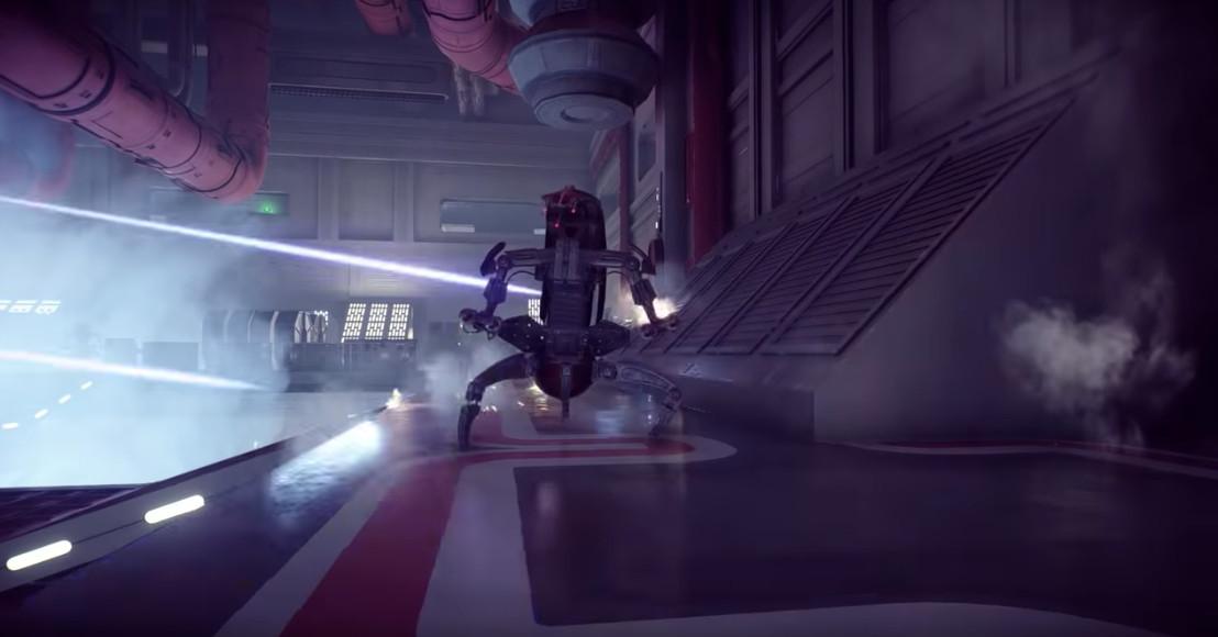 Droidekas highlight Battlefront 2's next big update - Polygon