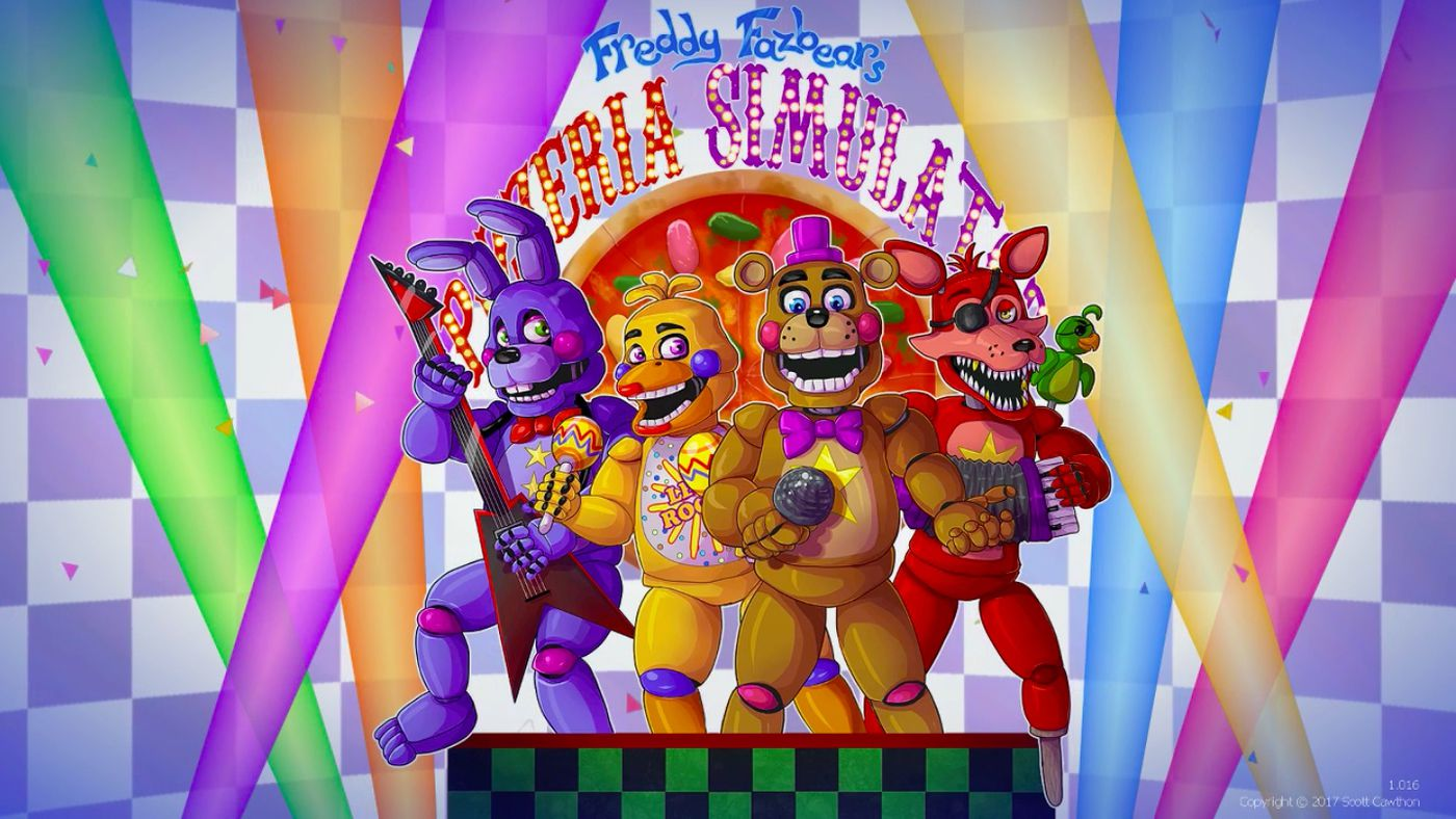 Surprise Five Nights At Freddy S Spinoff Hits Steam And It S Free Polygon