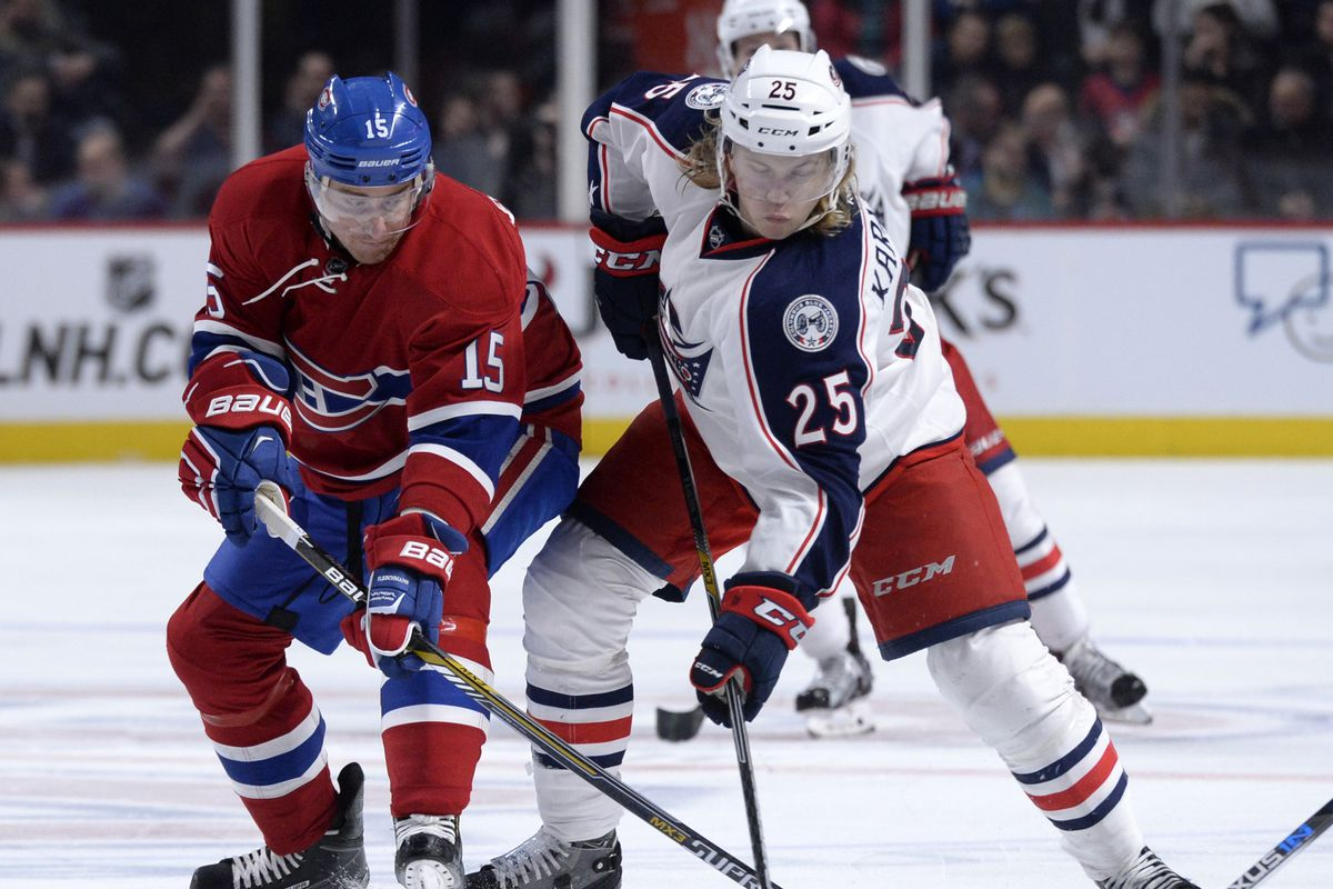 Canadiens vs. Blue Jackets: Game Preview, Start Time, and TV ...