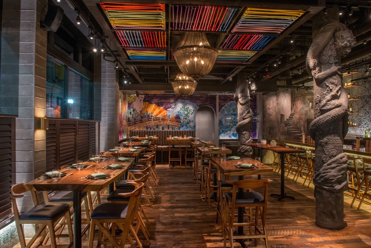 How Boston S Most Intricate Restaurant Designs Come To