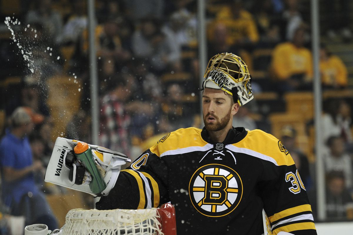 Jeremy Smith toughed it out through 3-on-3 and a shootout, after an inauspicious start