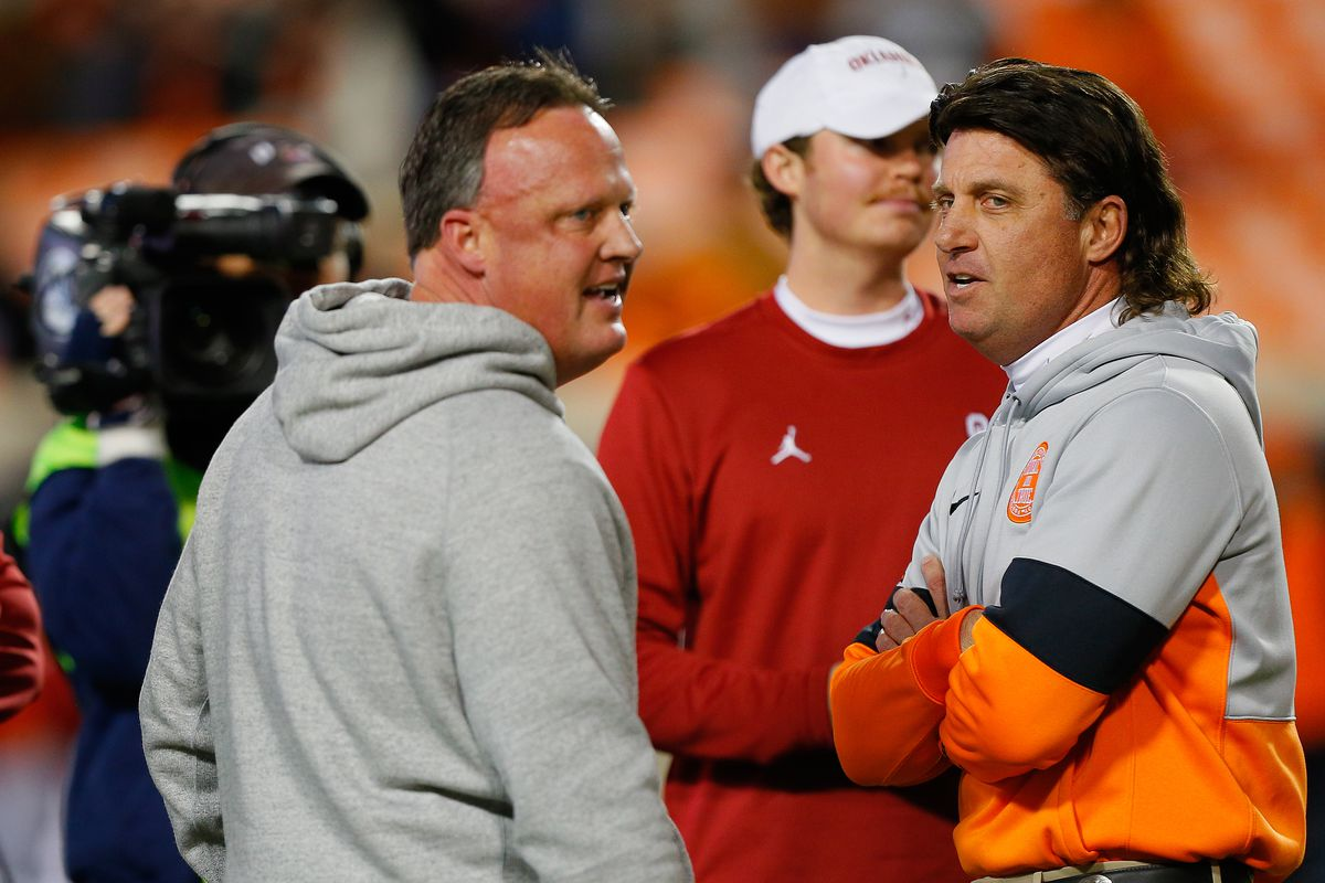 Oklahoma Football: Cale Gundy calls out a Baker Mayfield ...