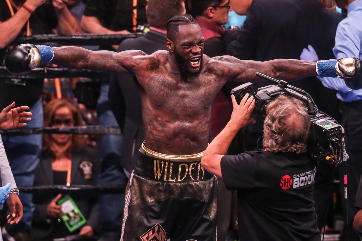 Deontay Wilder: Tyson Fury fights weak opposition but claims he's the best