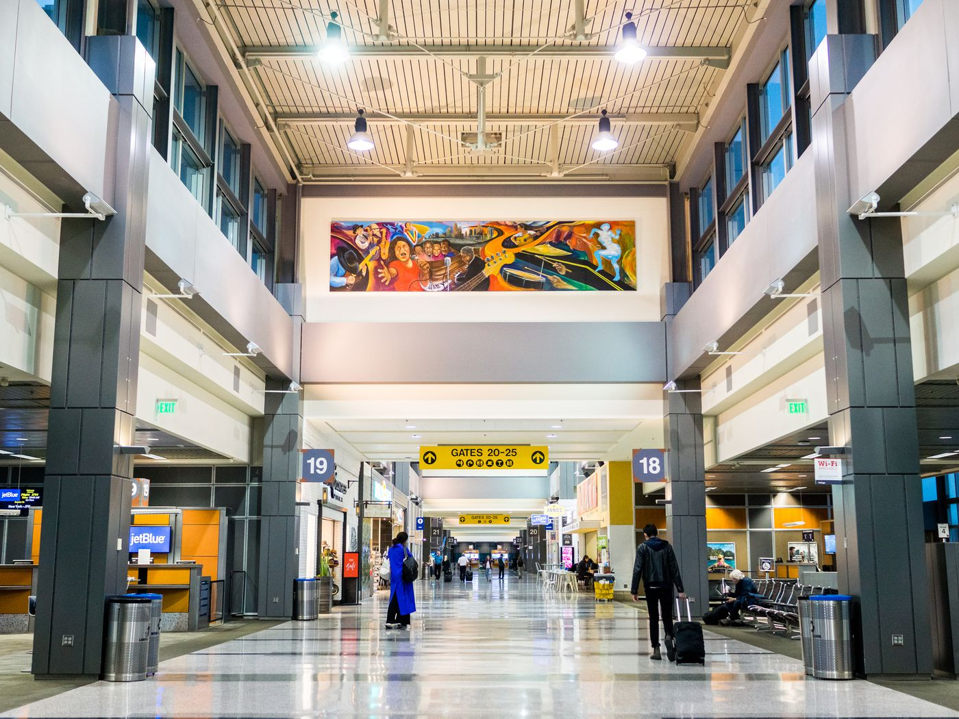 e87b41449638 Austin s airport  a guide to everything you need to know - Curbed Austin