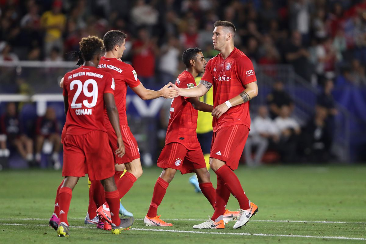 three observations from bayern munich s 2 1 loss to. Black Bedroom Furniture Sets. Home Design Ideas