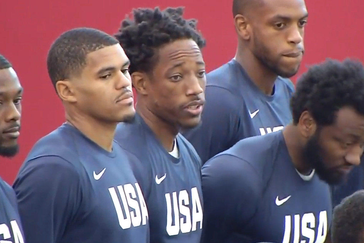 79ee6546ebaa Gregg Popovich s time at the helm of USA s men s basketball team has been a  long time coming
