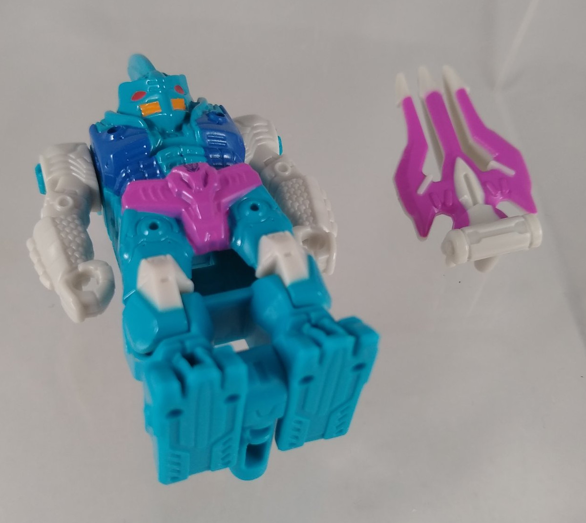 Pretender Submarauder from Power of Primes action figure line