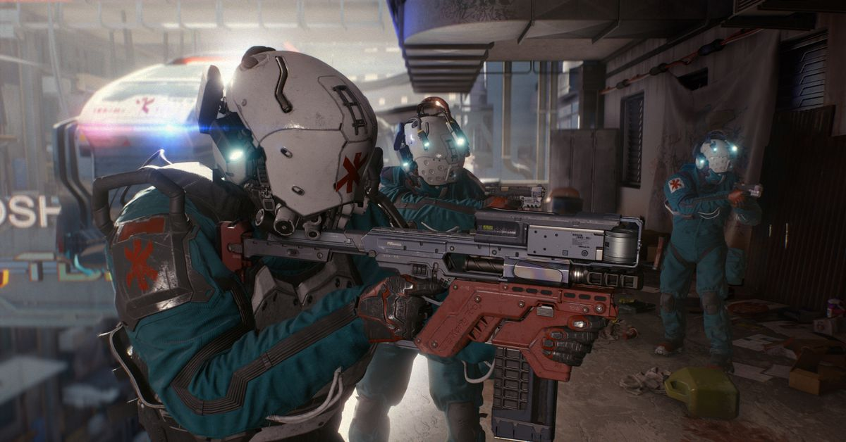 Cyberpunk 2077 developer says multiplayer won't be available until after 2021