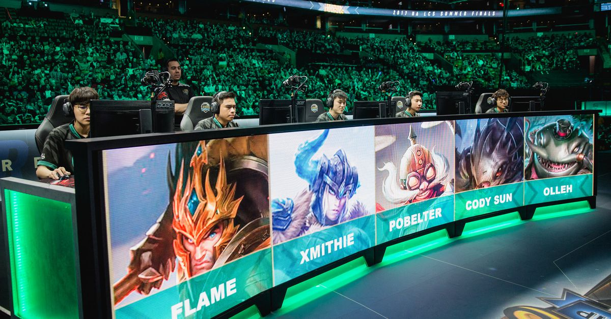 The ESA creates an esports scholarship for college competitors