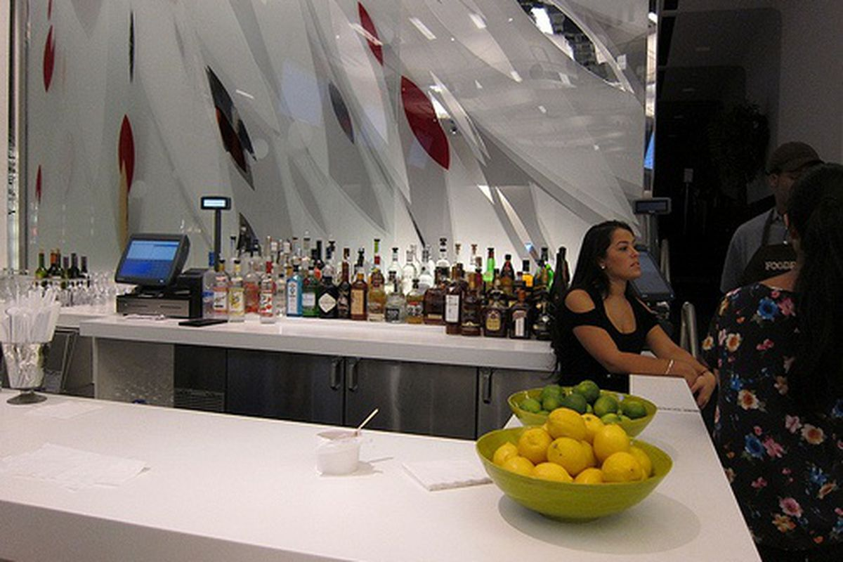 Bar at FoodParc