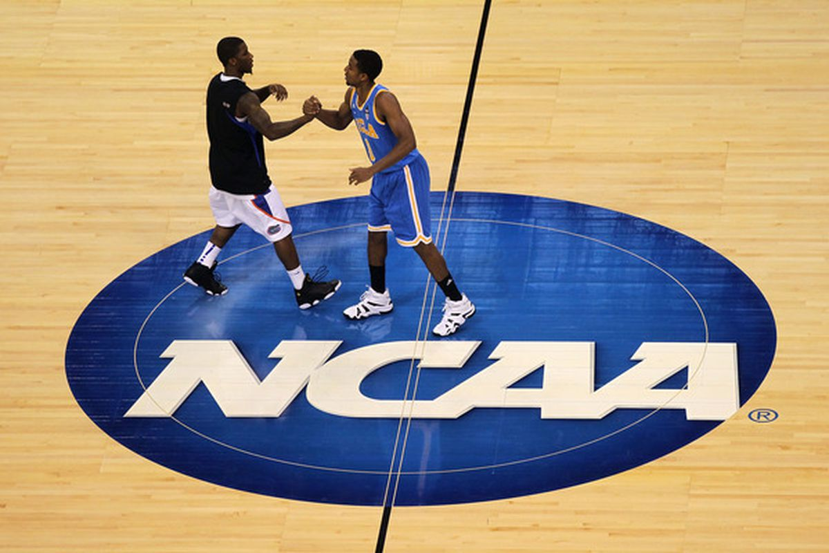 What do the last three UCLA appearances in the Tourney have in common?  Florida in the round of 16 or 32.
